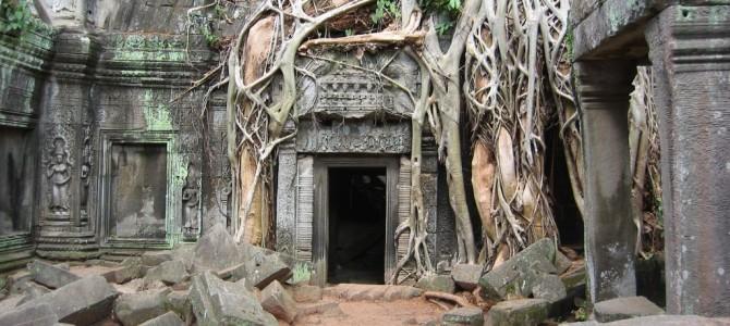 Destination: Cambodia