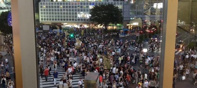 Last Days in Tokyo