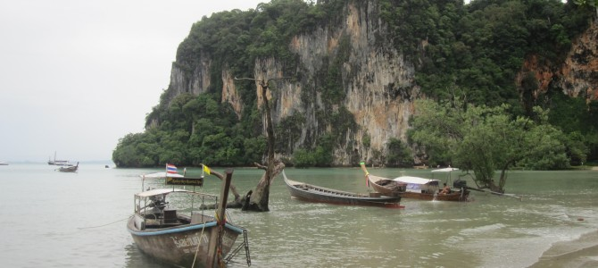 Railay Bay & Ao Nang
